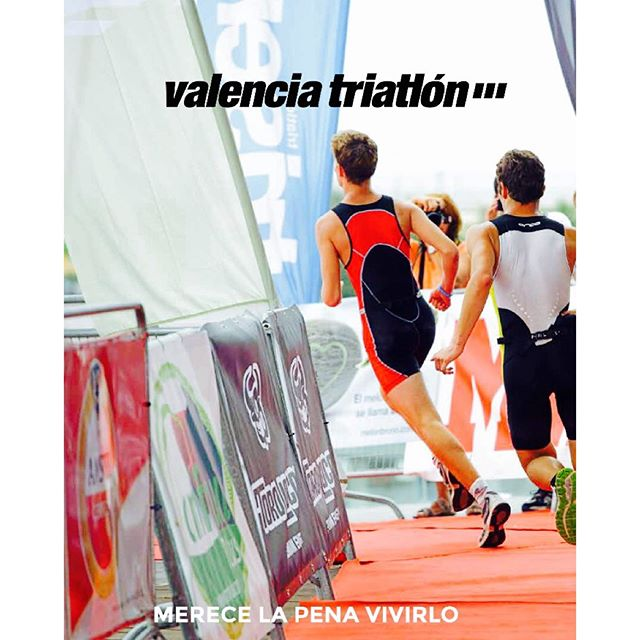 Ya casi estamos ahí!???? ??????#triathlon #triatlon #triatlonsprint #swimbikerun #triatlonvalencia2015 #valencia #lovevalencia #motivation #swim #cycling #running #triathleteintraining #triatletadehacendado