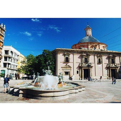 Plaza de la virgen#valencia#mycity#spain#wonderful_places#lovevalencia