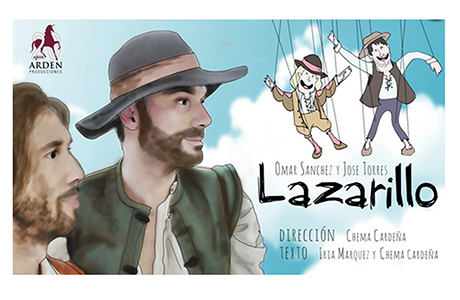 Lazarillo en la Sala Russafa