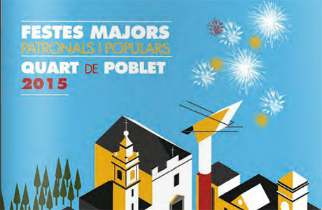 Fiestas Mayores de Quart de Poblet 2015 | Love Valencia