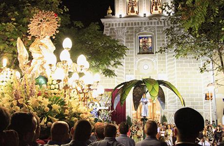 Fiestas de septiembre en Picassent