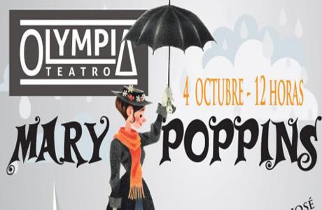 Mary Poppins en el Olympia