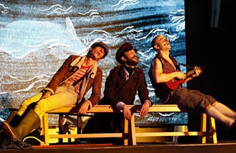 Moby Dick en la Sala Russafa