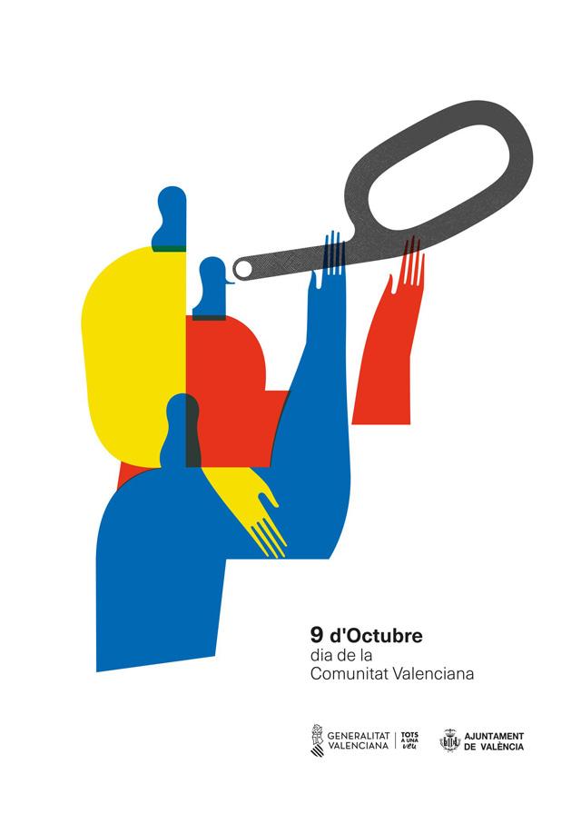 dia de la comunidad valenciana 2019