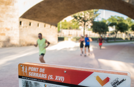 Correr en Valencia