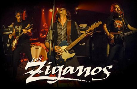 Los Zigarros en concierto en la Fnac