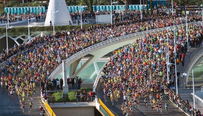 Maratón Valencia 2015