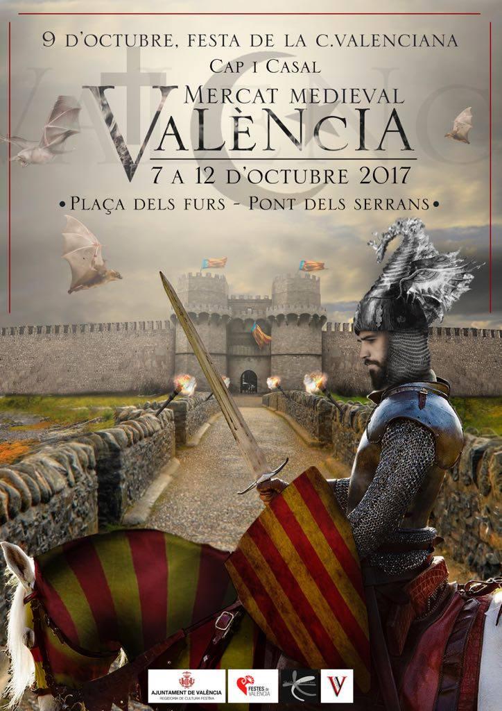 9 de octubre en valencia