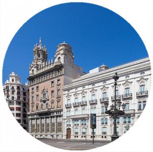 Centro Culturale Bancaja, Musei a Valencia,
