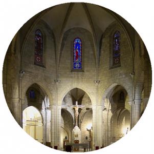 Chiesa Santa Catalina, Monumenti a Valencia,