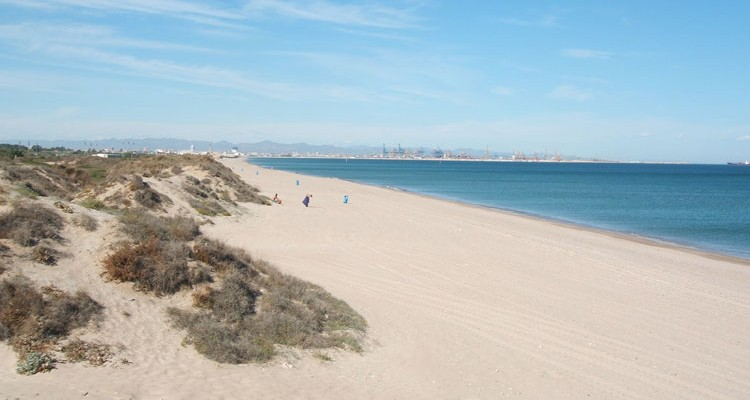 spiagge valencia