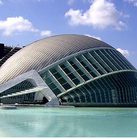Hemisferic Valencia Spain