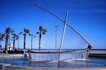 spiagge a valencia, Spiaggia la Malvarrosa, spiagge di Valencia, Mare di Valencia,