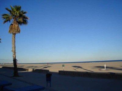 Patacona Beach, Valencia