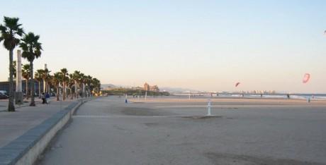 Patacona Valencia Beach