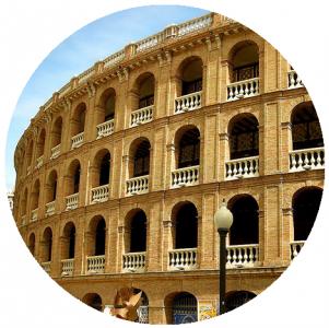 Plaza de Toros, Monumenti a Valencia,