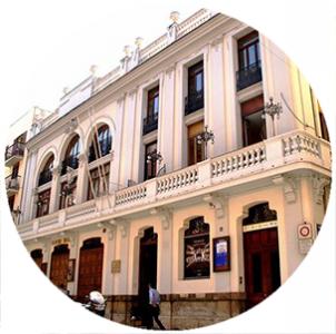 Teatro Talia, Teatri a Valencia,