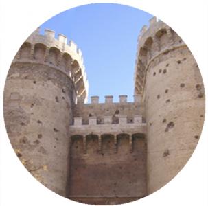 Torri di Quart, Monumenti a Valencia,