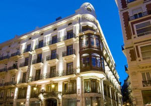 Valencia Hotels City Center
