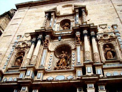 Itinerari valencia: Chiesa del Carmen