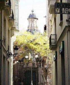 Itinari città vecchia valencia