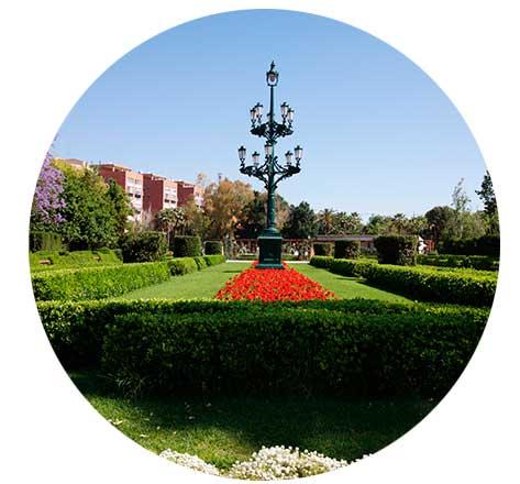 Itinerario per Valencia