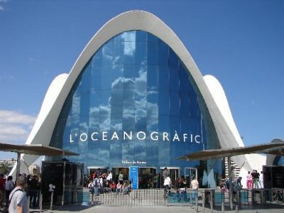 Oceanographic entrance
