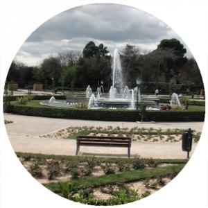 Parchi a Valencia, Giardini Reali