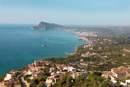 How to get to altea