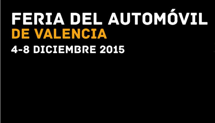 Feria del Automóvil 2015 Feria de Valencia