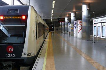 Metro Valencia, Linee metro valencia