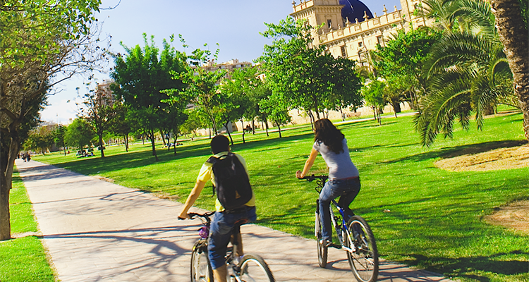 Affittare bici a valencia