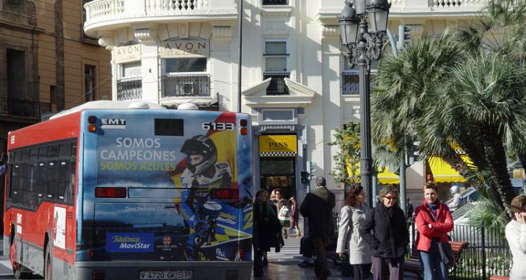 Autobus di valencia