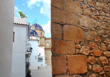 what to see in altea