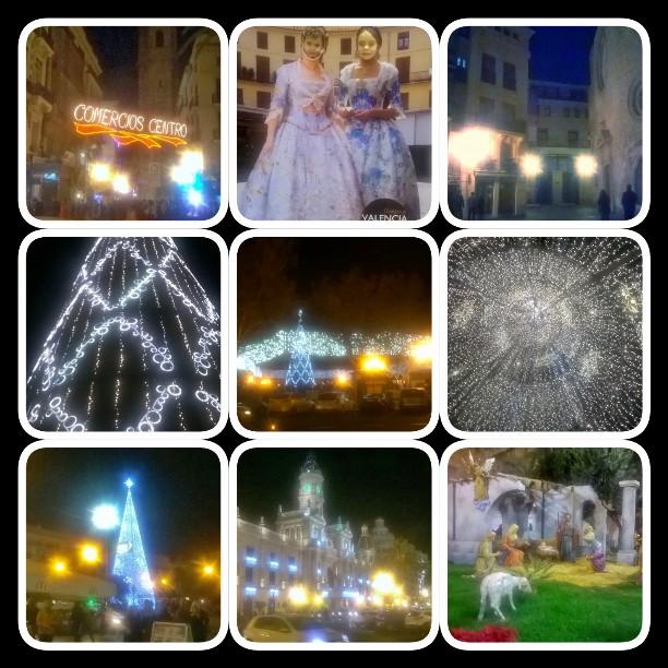 Ahir #passejantpervalencia #Valenciaenamora #enfamília #valenciaennadal #ChristmasValencia #Valenciacentro #miciudad #lovevalencia