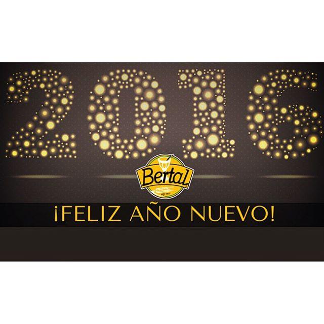 ¡La familia Bertal os deseamos un Feliz Año Nuevo!  Que este 2016 que comenzamos en unas horas esté lleno de salud, alegría y muy buenos momentos.  #MomentosBertal #Valencia #brunch #merienda #foodie #foodstagram #felizañonuevo #happynewyear #navidad #christmas #foodlover #instafood #tasty #delicious #foodporn #lovevalencia