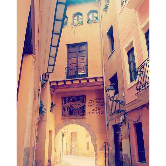 Pequeños rincones de Valencia #elcarmen #valencia #travel  #travelblog #wanderlust #feelmywanderlust #lovevalencia #instagood #ciutatvella