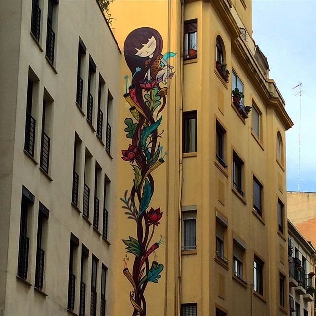 #io #eimieicapelli #yoymicabello #pinturas #murales #streetart #graffiti #lovevalencia #valencia #valenza #barriodelcarmen #elcarmen #6deenero #24grados #igersvalencia #instavalencia #valenciaenamora #comunitatvalenciana