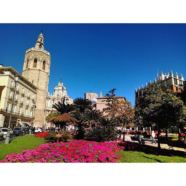 Madre mía #Valencia... #LoveValencia #Sábado