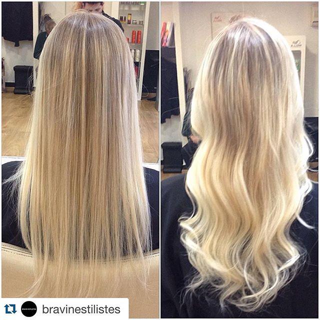 #Repost @bravinestilistes with @repostapp. ??? ¿Liso? ¿ondas? ??? #bravinestilistes #bravinlovers #blonde #rubio #blond #valencia #lovevalencia #waves #blascoibañez #wellahair #wella #wellalife #wellalove