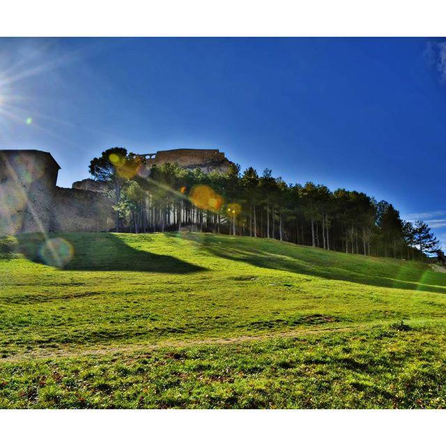 Castillo de Morella  #morella #castillo #castle #igers #igersvalencia #match_valencia #instantes_fotograficos #total_cvalenciana #hdr #hdr_pics #love #lovevalencia #loves_valencia #loves_spain #spain #be_one_spain #nikon #nikond7100 #d7100