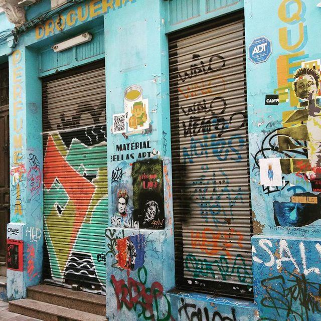Nuevas puertas deben abrirse. ?? #valència #benimaclet #spain