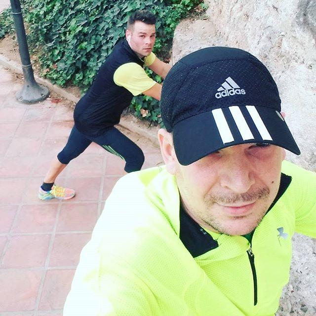 Por fin un poco de #running  Recuperándose de la rodilla #10k #heath #run #rio #fit #healthy #valencia #lovevalencia #spain #amazing #cool #ciudaddelrunning