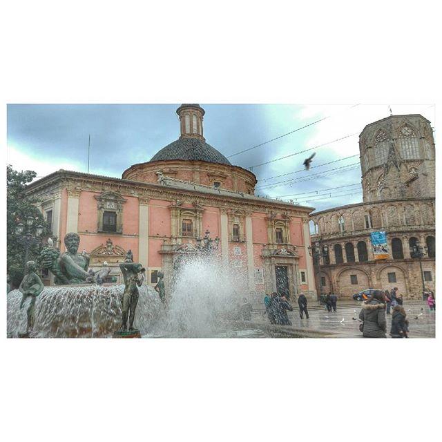 #plazalavirgenvalencia #plazadelavirgen #lovevalencia