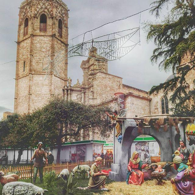 #belen #valencia #lovevalencia #igersvalencia #HDR #plazadelareina #elmiguelete #miguelete #micalet  #elmicalet