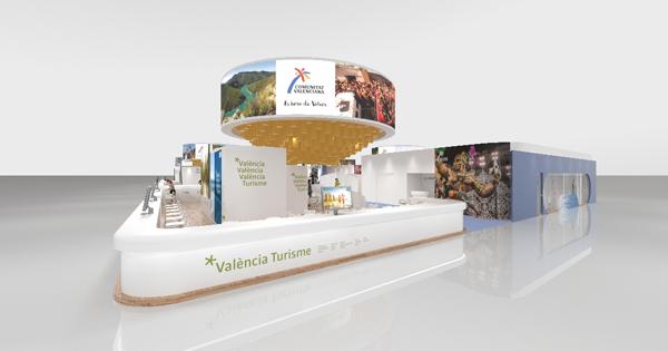Comunidad Valenciana en Fitur 2016