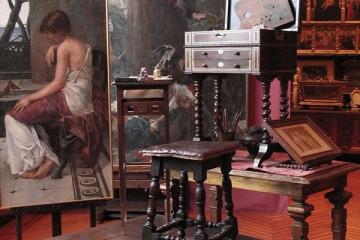 interior casa museo benlliure