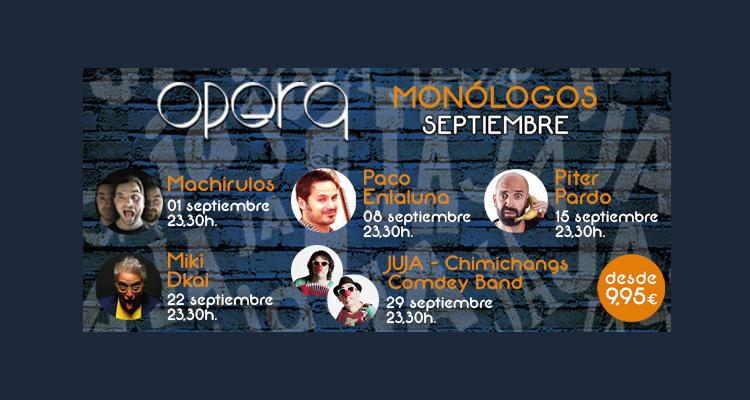 monologo opera Casino cirsa