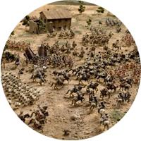 Museo l'iber dei soldatini di Piombo