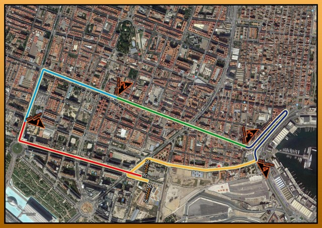 Carreras Valencia